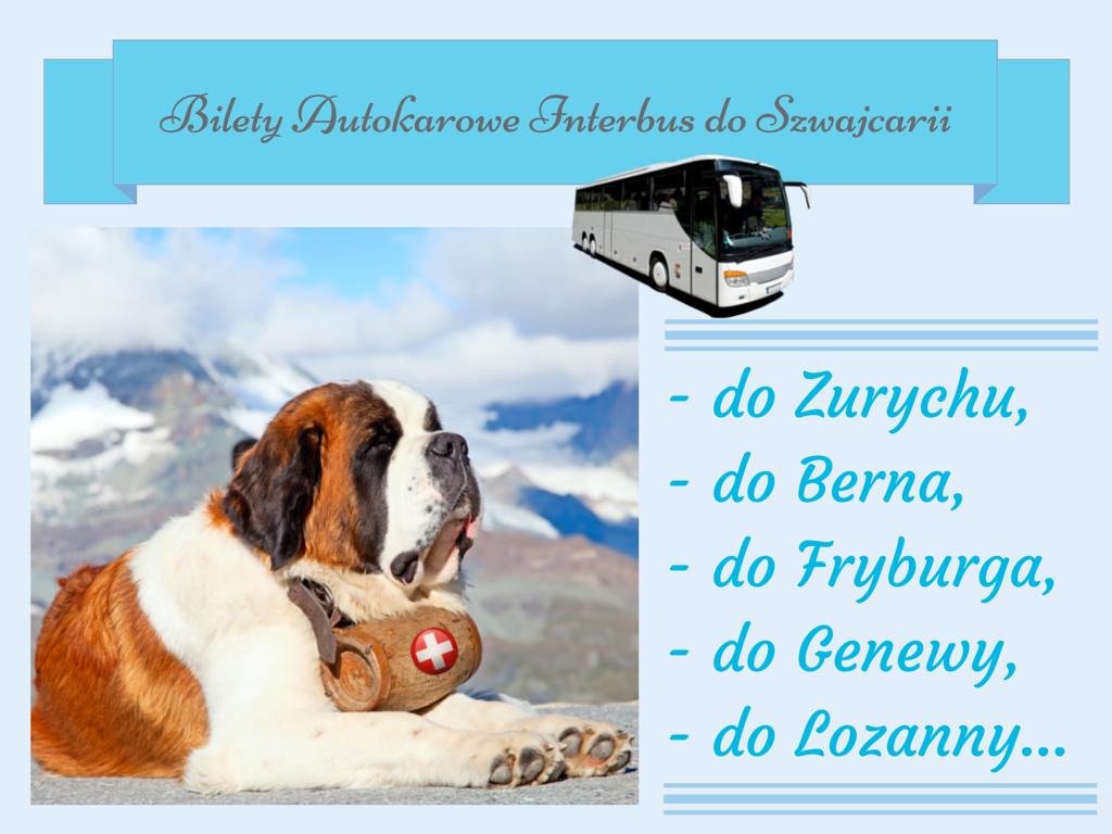 bilety autokarowe do szwajcarii